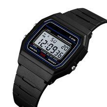 LED Digital Uhr herren Quarz Armbanduhr wasserdicht fashion & casual Sport Analog reloj hombre часы мужские наручные