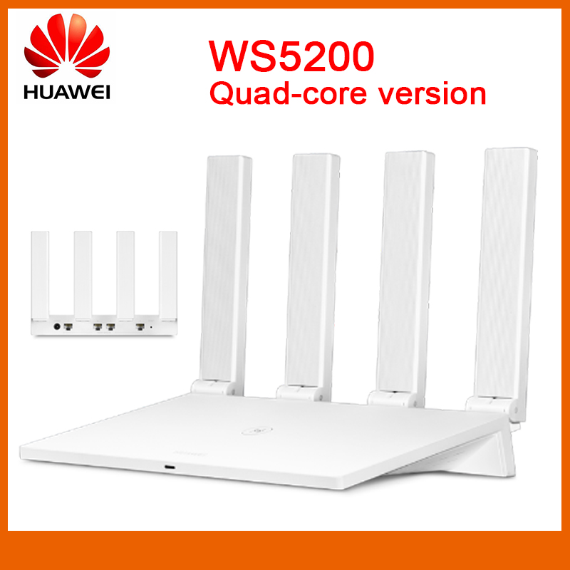 Huawei Router WS5200 PRO/WS5200 Quad-core Version 2.4G 5G 1000Mhz WIFI Repetidor Access Intelligent Highway Router