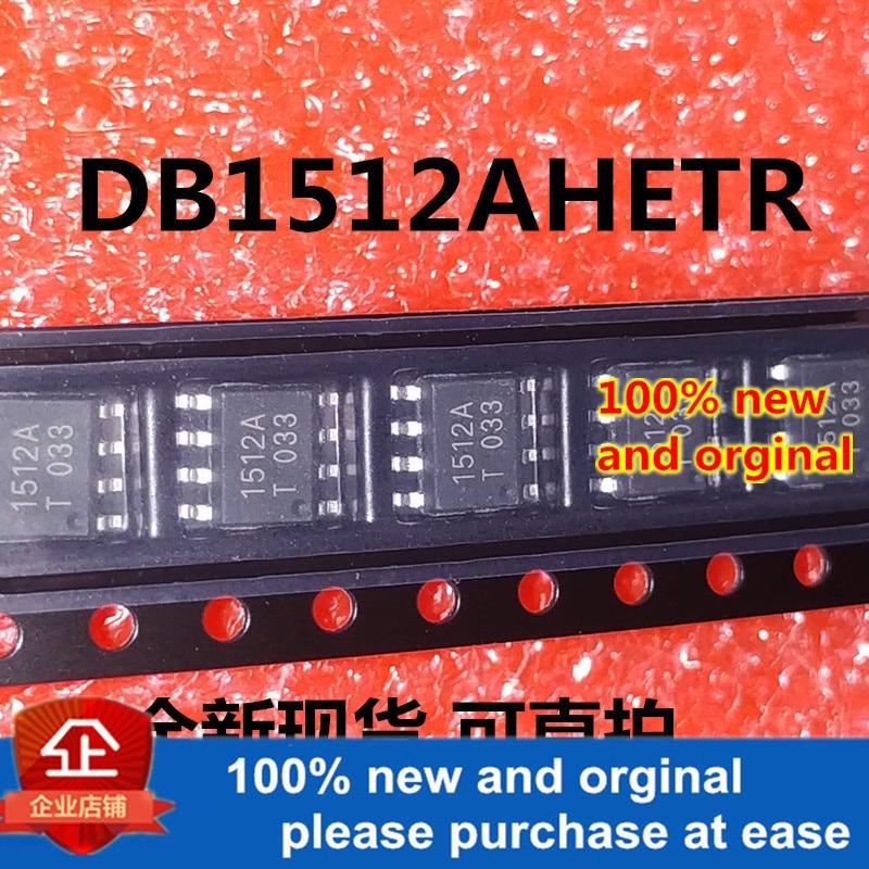 10pcs 100% New And Orginal  DB1512AHETR Silk-screen 1512A SOP8  In Stock