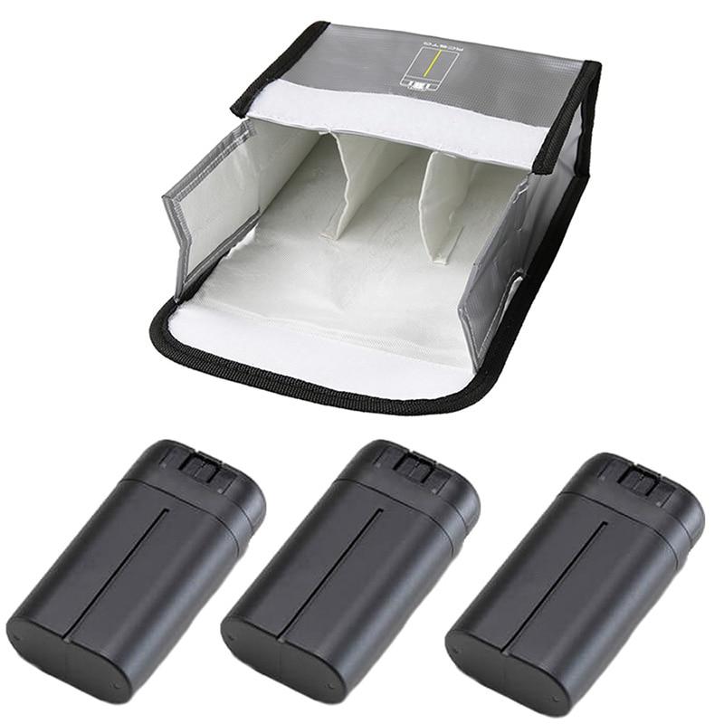 Mini Battery Protective Storage Bag LiPo Safe Bag For DJI Mavic Mini Battery