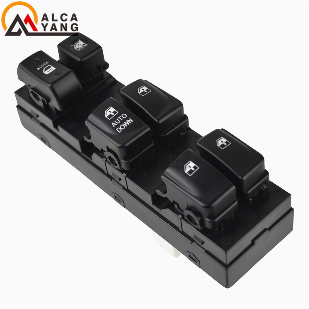 For Hyundai Elantra 2007 2010 Driver Side Electric Power Master Window Switch 93570 2H110|Car Switches & Relays| |  - title=