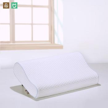 Youpin 8H Butterfly Memory Pillow H2 Model Neck protection Anti-bacteria Slow Rebound Memory Cotton Pillow Health Care Cervical