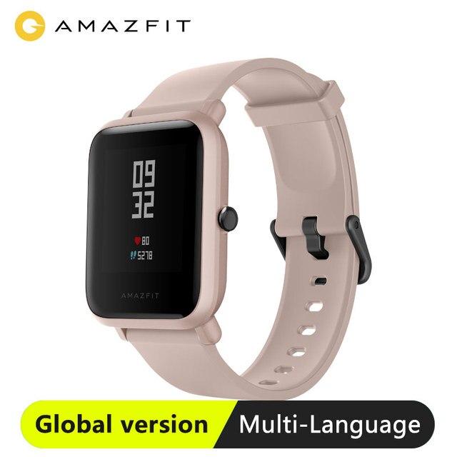 Huami Globale Versione Amazfit Bip Lite Intelligente Orologio con 45 Giorni In Standby GPS Leggero smartwatch