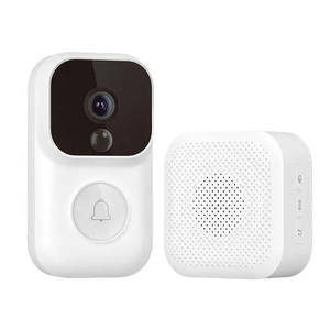 Xiaomi Doorbell-Set Ai-Face Video Identification Smart Home-Security IR 1080P Alarm Enchanced