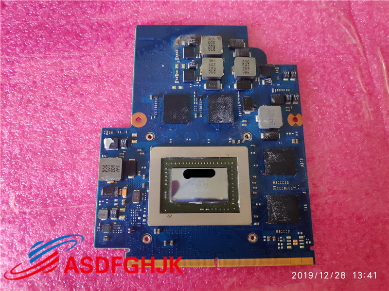 FOR Samsung NP700G <font><b>NP700G7C</b></font> LAPTOP Graphics board gtx675m 100% TESED OK image
