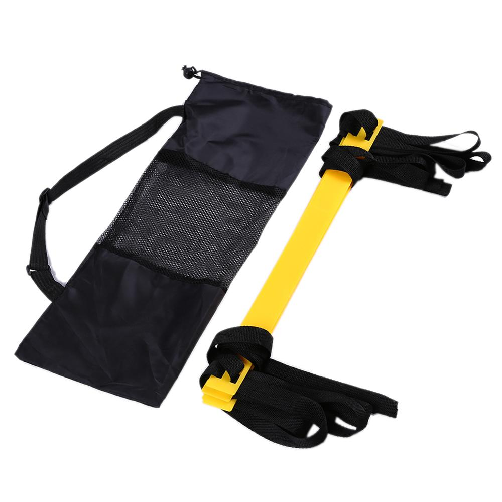 9 Styles Nylon Straps Agility Ladder For Soccer Speed Training Stairs Soccer Football Speed Training Sports Equipment
