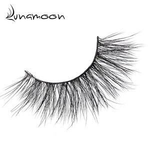 Image 5 - 3D Mink Hair sztuczne rzęsy naturalne/grube długie rzęsy Wispy Makeup Beauty Extension Tools
