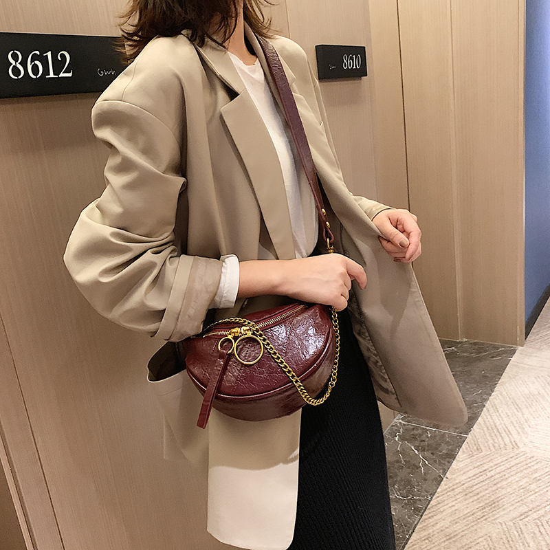 H6c0366cdb4fb4fbbbbccacfe20fac03eK - Fashion Quality PU Leather Crossbody Bags For Women Chain Small Shoulder Messenger Bag Lady Travel Handbags and Purses