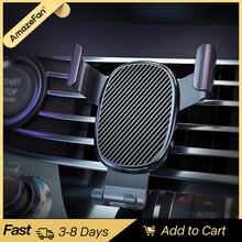 Auto Handy Halter Handy Halter für Auto Halter Telefon Stehen Stetige Feste Halterung Unterstützung Schwerkraft sensing Auto Grip
