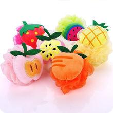 Красочное банное полотенце в форме фруктов шариков милые салфетки