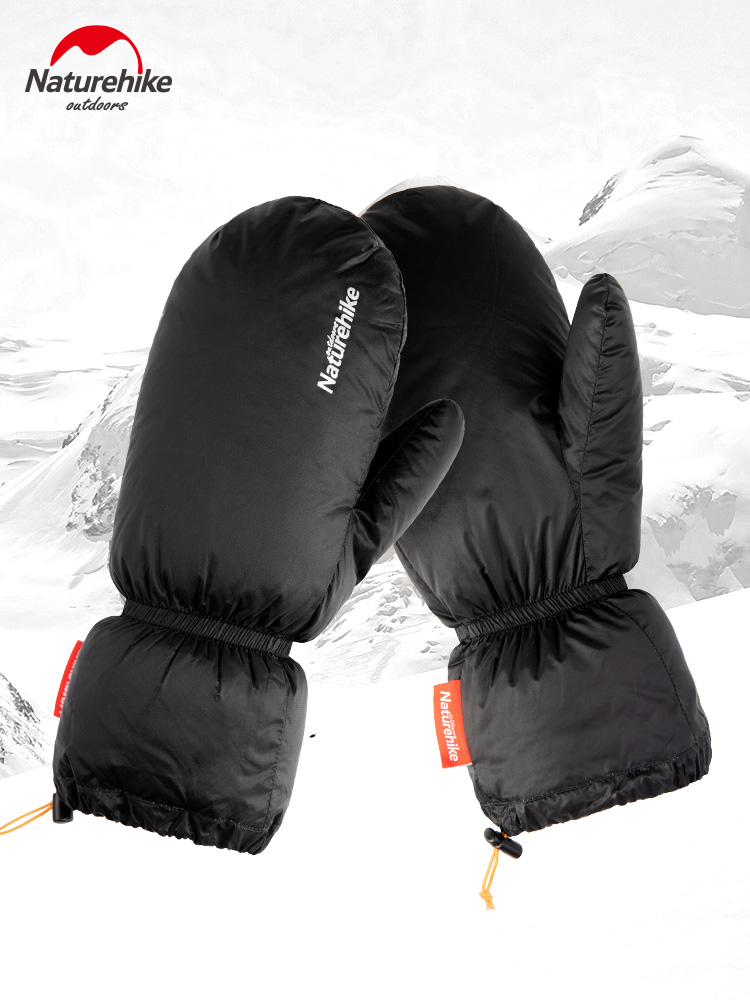 Naturehike Goose Down Gloves Warm Winter Camping Gloves/ 1 Pair