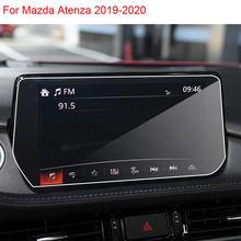 Для Mazda 6 Atenza внутренняя 2014-2020 Автомобильная GPS навигация Закаленное стекло Защитная пленка для экрана автомобильные аксессуары для экрана