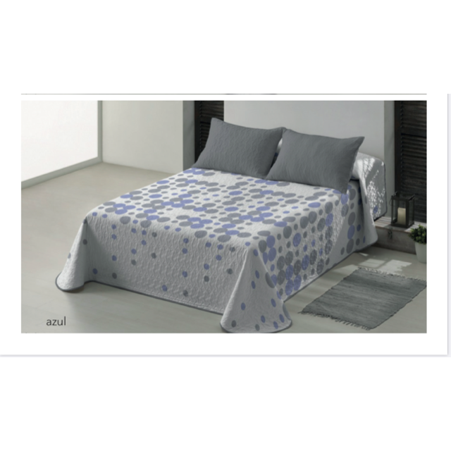 Bedspread BOUTY CALA Blue