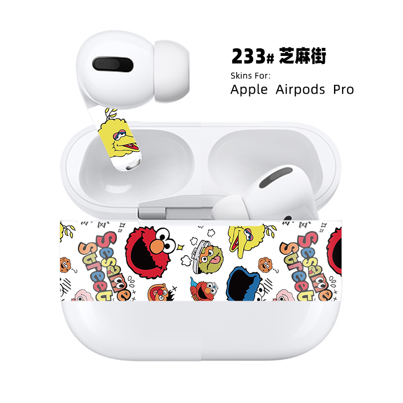 Paper Dust Guard for Apple AirPods Pro 73