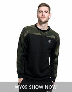 Patchwork Camouflage Hoodies Men 2020 Fashion Hip Hop StreetWear Sweatshirts Skateboard Unisex Pullover Male Military Hoodies
