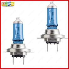 2X Car Light H7 Auto halogen lamp bulb Fog Lights 55W 100W 12V Super White Headlights Lamp Freeshipping