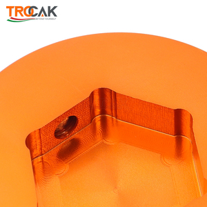 Image 3 - For KTM DUKE 125 200 250 390 690 990 1090 1190 1290 2013 2019 Motorcycle CNC Aluminum Front Fork Suspension Top Cover Cap