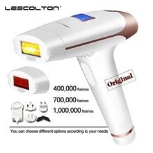 IPL Laser Epilator Hair-Removal-Machine Lescolton T009i Permanent 700000-Flashes Professional