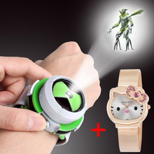 Ben Watch High Quality Omnitrix Toys For Kids Projector Watches Projector Medium