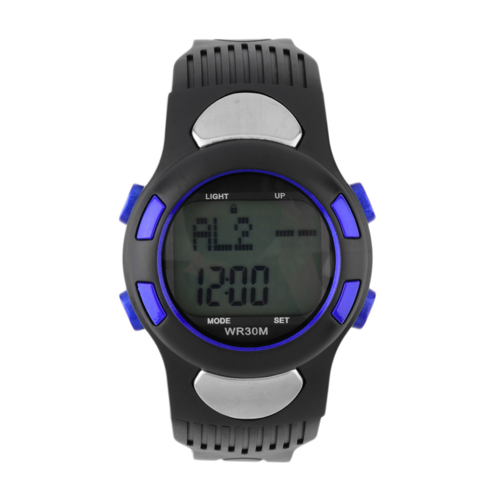 OUTAD Heart Rate Monitor Lover's Digital Watch Pulse Meter Sport Calorie Tester Business Casual Watches Relogio