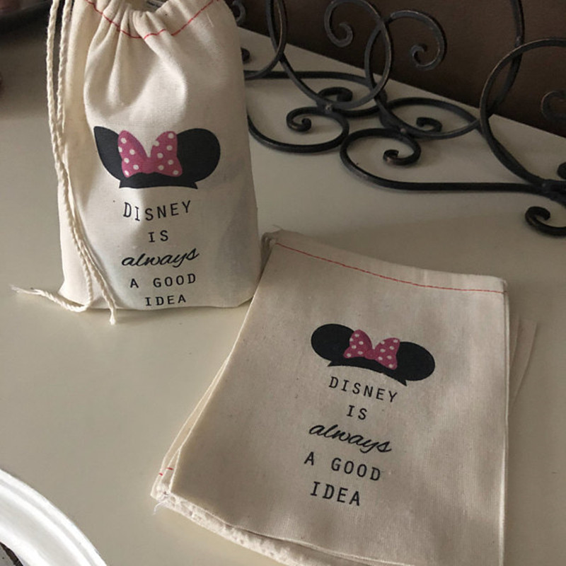 Welcome Mouse Bag Personalized Wedding Gift Bags Mouse Party Bachelorette Bag Hangovers Kit Bag Goody Bag Is Always A Good Idea