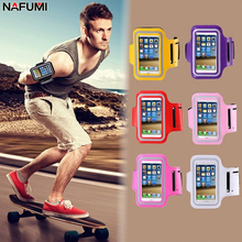 Get more info on the 5.5 Inch Mobile Phone Arm Bag Sport Mobile Phone iPhone X Sports iPhone 6 7 8 6s Plus 2019 Swing Arm Bag Waterproof Running Case