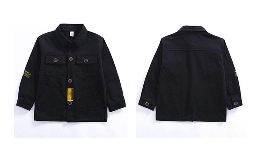Double Pocket Tooling Style Shirt