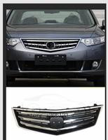 With LOGO For Honda Accord MK8 Spirior 2009 2012 71121 Tl2 A00 Perfect Match Front Grills Racing Grills Z2AAA032