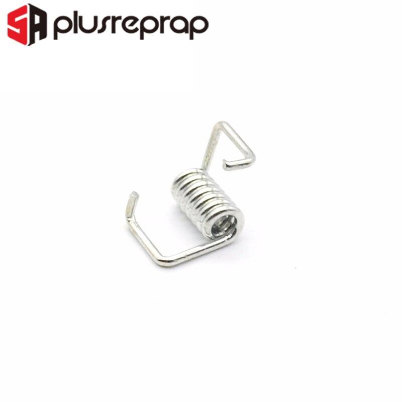 10 PCS GT2 Timing Belt Tensioner Spring For RepRap 3D Printer Parts