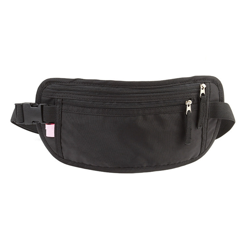Running Sport Bag Waist Bag Pack Pocket Water Bottle Phone Keeper Waterproof