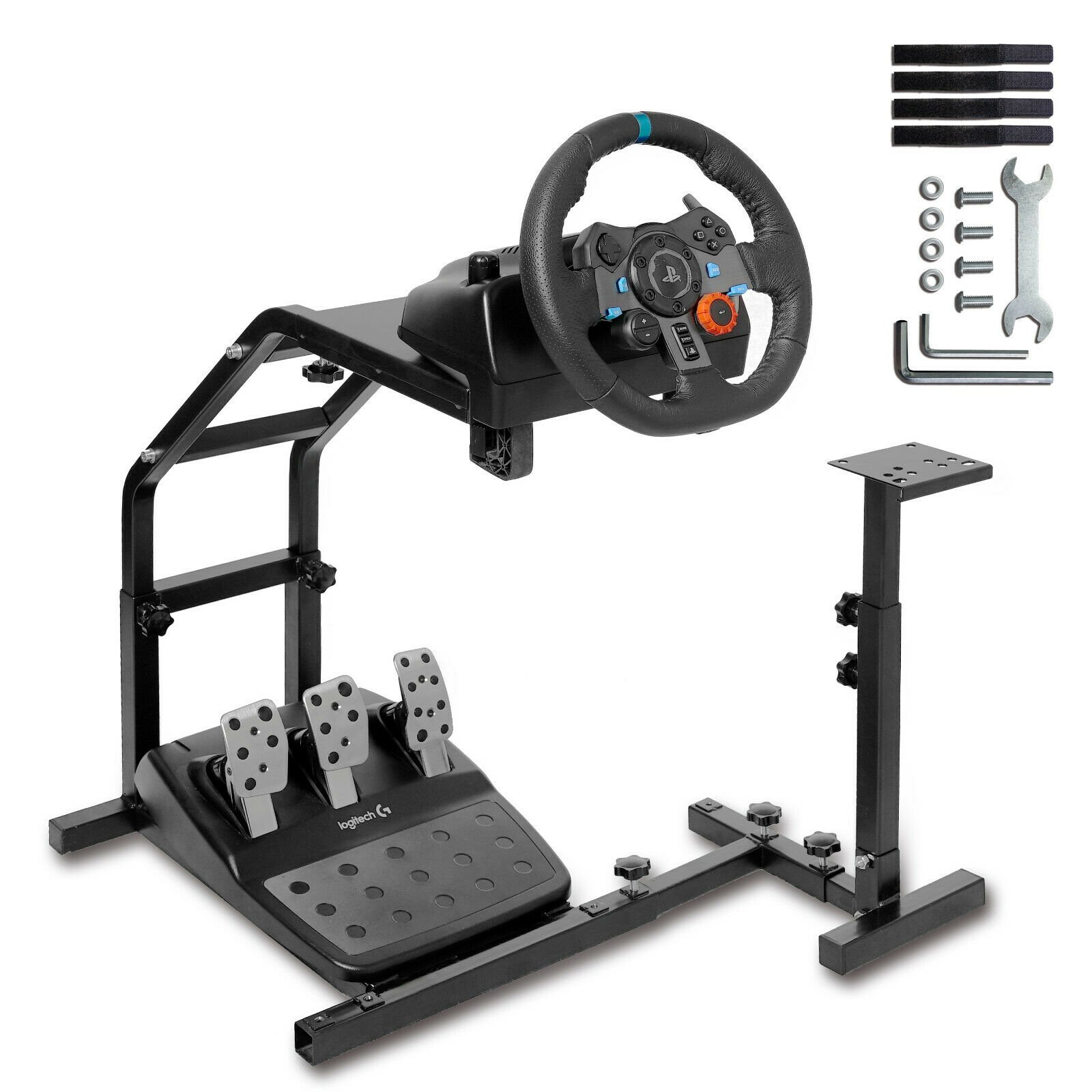 NEW Racing Simulator Steering Wheel Stand For G27 G29 PS4 G920 T300RS 458 T80