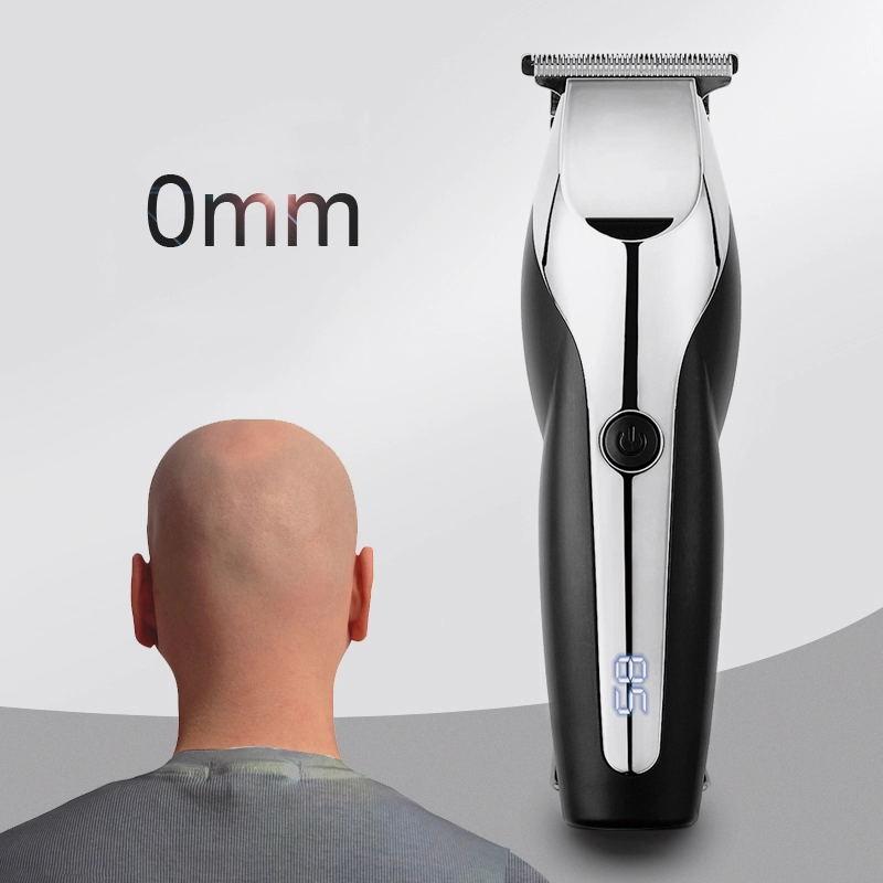 Nueva maquinilla eléctrica para cortar el pelo profesional LILI, cortadora de barba para hombres, cuchilla de cerámica de titanio para barbero DIY, reloj gigante de pared para barbería, con efecto espejo, kits de herramientas para peluquero, reloj decorativo sin marco, reloj, peluquería, arte de pared para peluquero