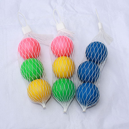 Beach Ball Beach Racket Accessories PVC Ball Toy Ball