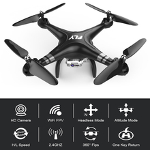 RC Drone Quadcopter 1080P Wifi FPV Camera RC Helicopter 20-25min Flying Time Professional Dron 720p