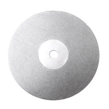 6 дюймовый зернистость 80 3000 с алмазным покрытием плоский