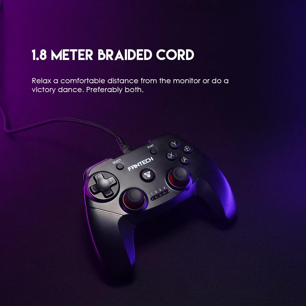 Fantech GP12 Revolver Gaming Controller 9