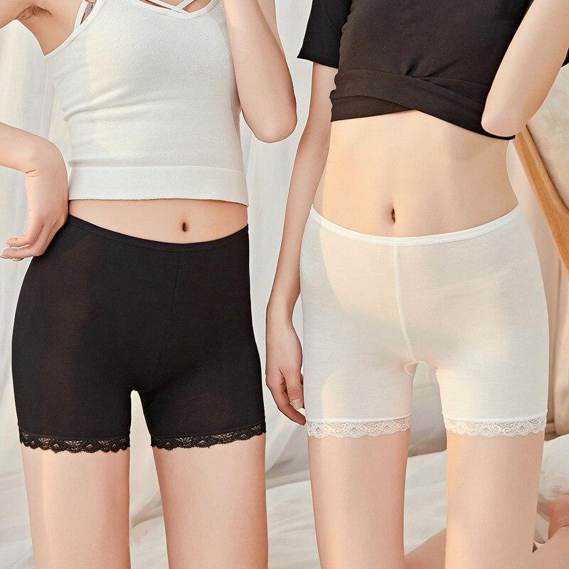 Women Summer Shorts Female Fashion Plaid Women's Shorts Women With Mid Waist Casual Loose Short White Black