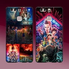 stranger things season 3 phone case for P30 pro soft tpu cover cases for huawei p8 p9 p10 lite p20 pro mate 10 20 lite coque(China)