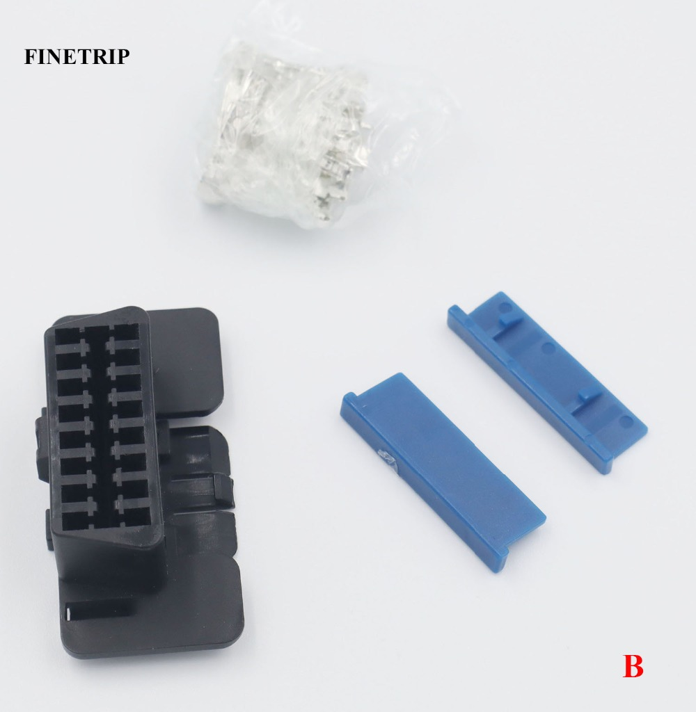 FINETRIP obd female connector b
