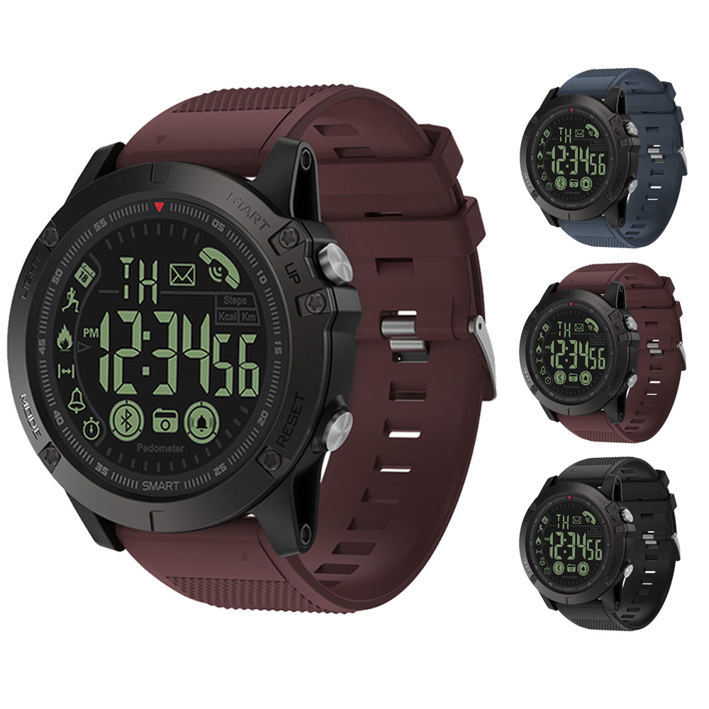 Smart Watch PR1-Pro Waterproof Dual Cpus Smart Watch PR1-Pro Smart Step Counter Android Bluetooth IOS Long Standby Sports Watch image