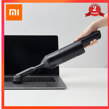 XIAOMI MIJIA Cleanfly Hand Helded Vaccum Cleaners FV2 Portable Car for home wireless Mini Dust Catcher Collector 16800Pa Suction