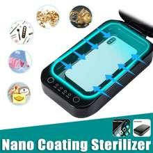 Multifunctional Tempered Film Coating Machine Set Sterilizer Mobile Phone Liquid