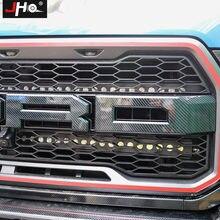 Jho пластиковая углеродная зернистая передняя решетка Задняя