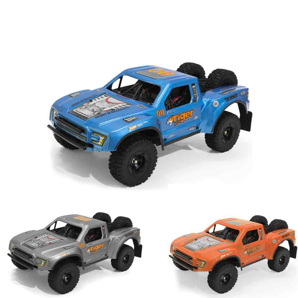 Leadingstar Feiyue FY08 1/12 2.4G 4WD Brushless RC Mobil Kontrol Proporsional Max 3000 MAh Gurun Off-Road truk Rtr Mainan
