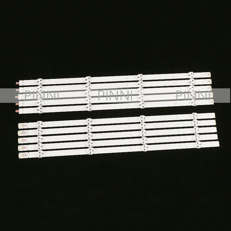 New 10 PCS/set LED Backlight Strip For Panasonic TX-42AS500E TX-42A400B 42LRU70 SV0420A88_Rev3_B SV0420A88_Rev3_A_4LED_130930