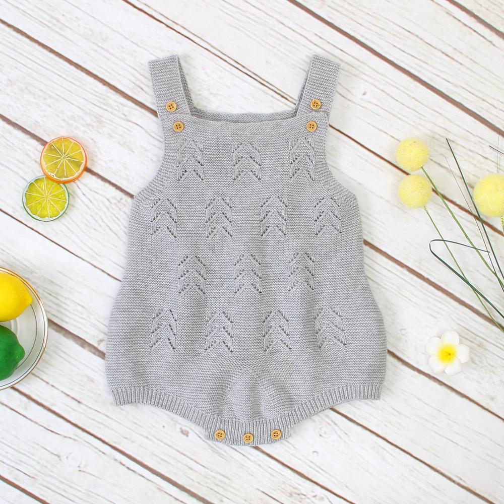 Newborn Baby Bodysuits Clothing Spring Autumn Bebes Girls Body Suits Tops Casual Outerwear Toddler Infant Jumpsuits Solid Wear