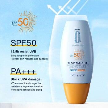 Facial Body Sunscreen Whitening Sun Cream Sunblock Skin Protective Cream Anti-Aging Oil-control Moisturizing SPF 50 Face Care 1