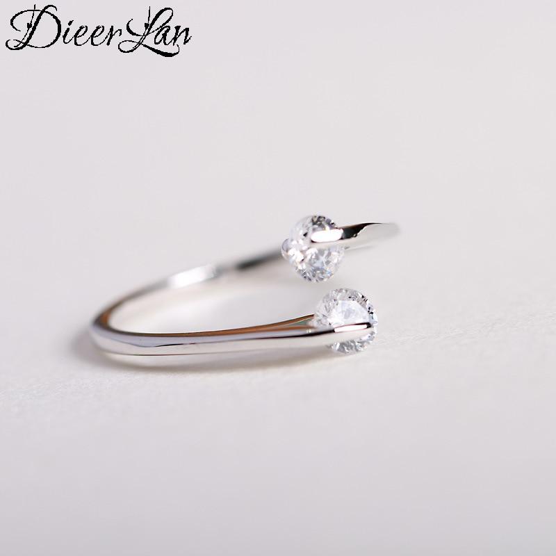 DIEERLAN Бохо винтажные кольца для мужчин и женщин, большие открытые кольца на палец вечерние подарки