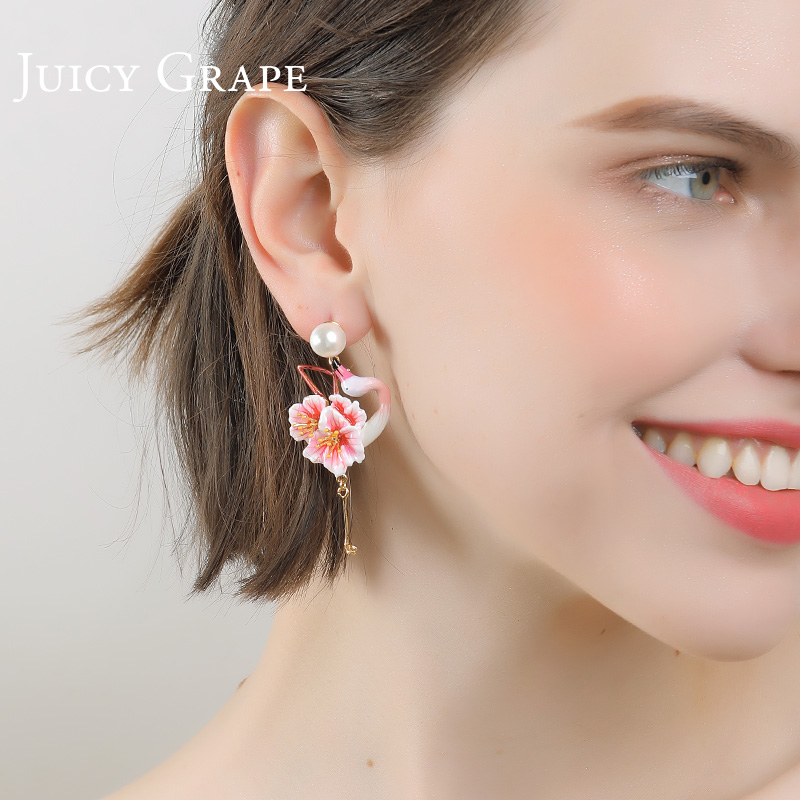 Juicy Grape's flower flamingo…