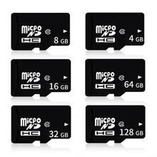 Teléfono Móvil tarjeta de memoria MicroSD TF Tarjeta de alta velocidad tarjeta de memoria 4G/8G/16G/32G/63G tarjeta de memoria Flash micro-sd